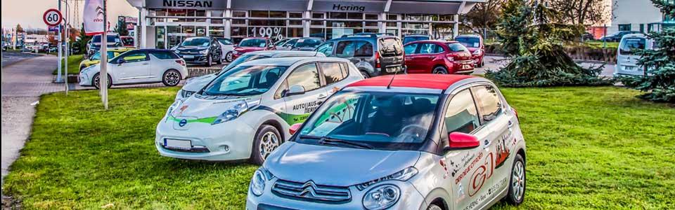 Citroen & Nissan die starken Marken im Autohaus Hering