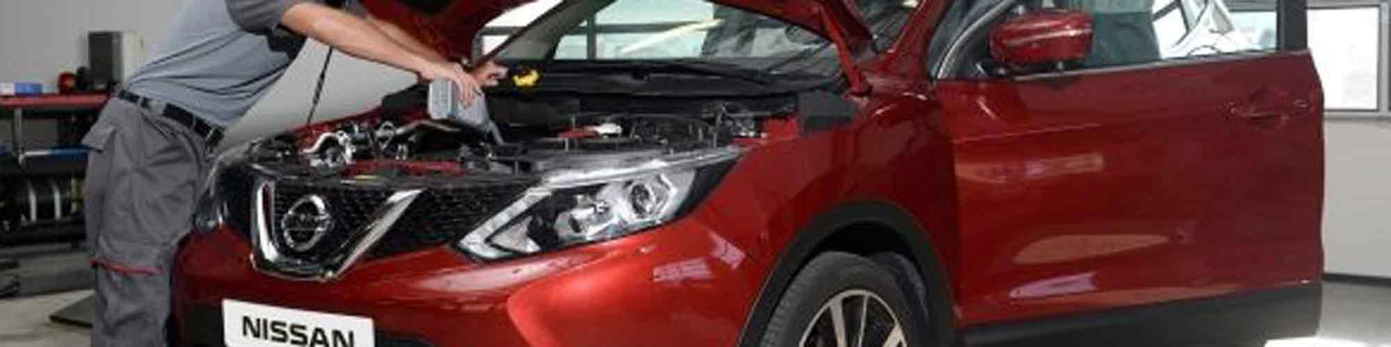 Meisterwerkstatt Nissan Servicepartner