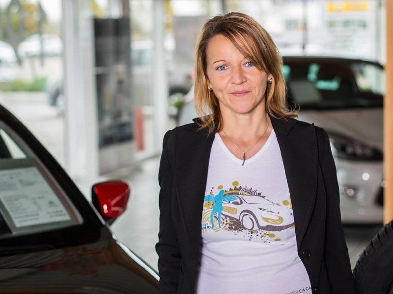 Geschäftsführerin Cathleen Hering