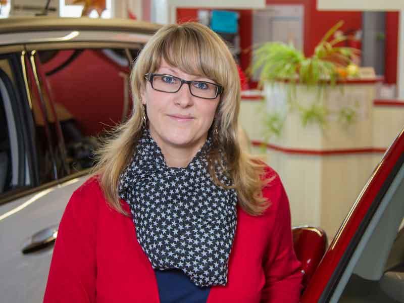Teiledienst Stefanie Hofmann